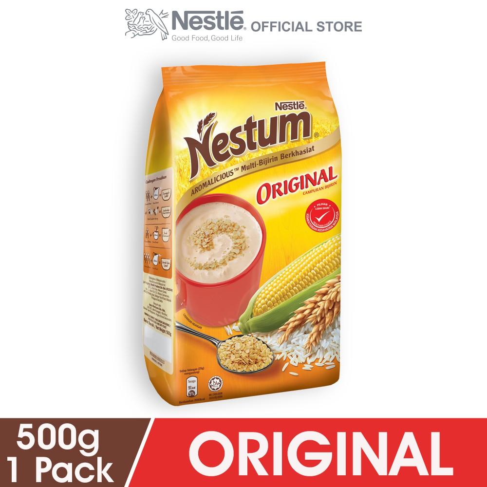 Nestle Nestum All Family Cereal - Original (500g)