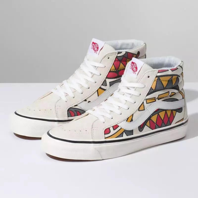 VANS MAN baskets chaussures CASUAL FREE TIME CODE SK8 HI DX
