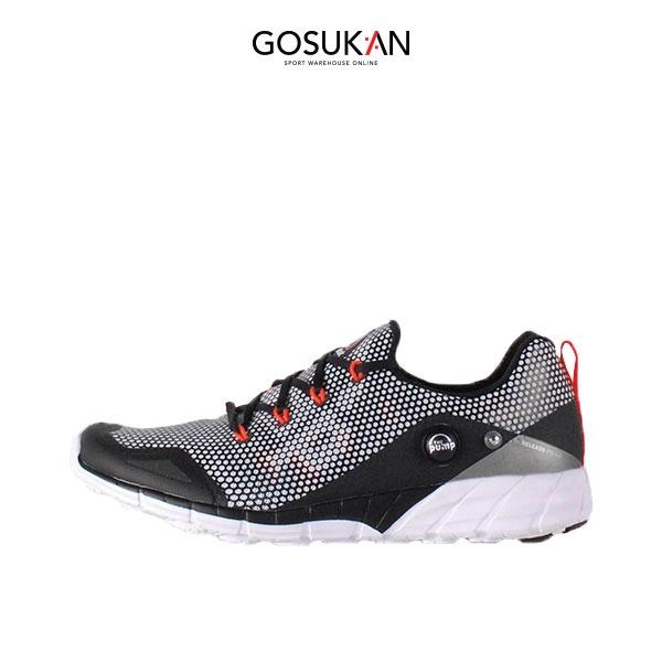 Reebok Men's Zpump Fusion 2.0 Ghost Running Shoe (AQ8834) ;S19