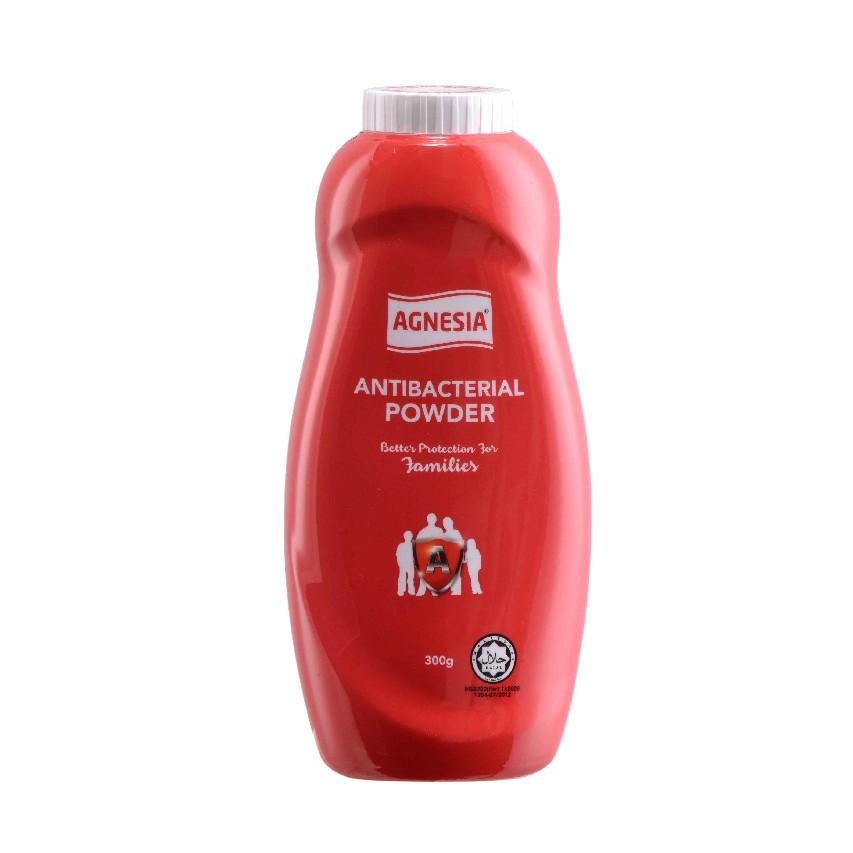 Agnesia Antibacterial Powder for Prickly Heat Heat Rash 300g