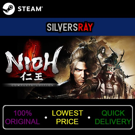 Nioh: Complete Edition (PC-Steam)
