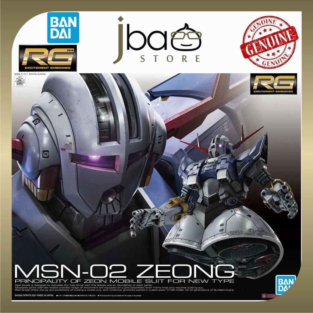 Bandai RG 34 1/144 Zeong New Type Principality of Zeon Gundam Model Kit