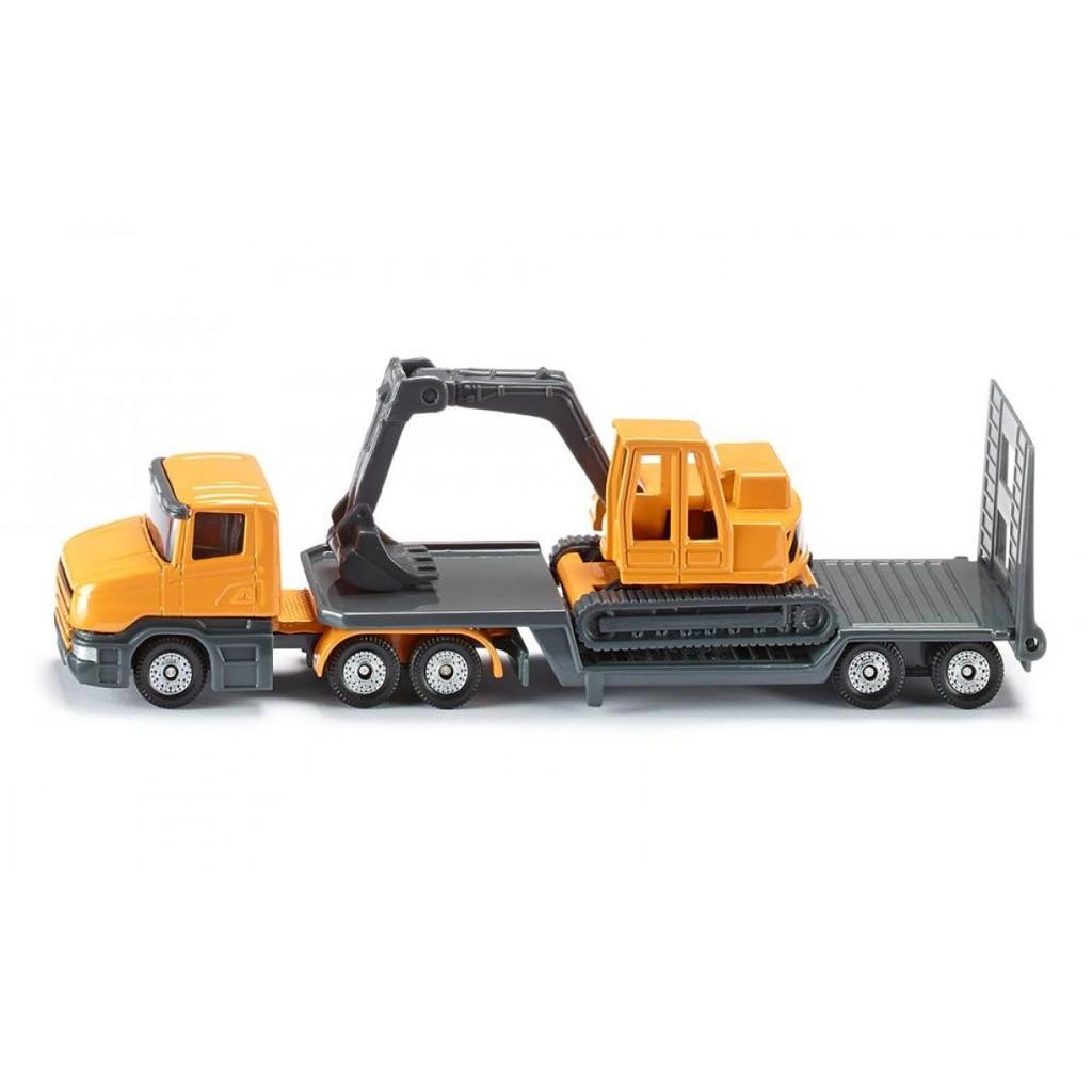 (S1611) Siku, Low Load + Excavator