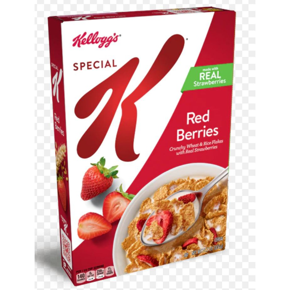 Kellogg's SPECIAL K Red Berries Cereal 11.7OZ