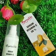 Moreskin SERUM vitamin C Original Ready Stock