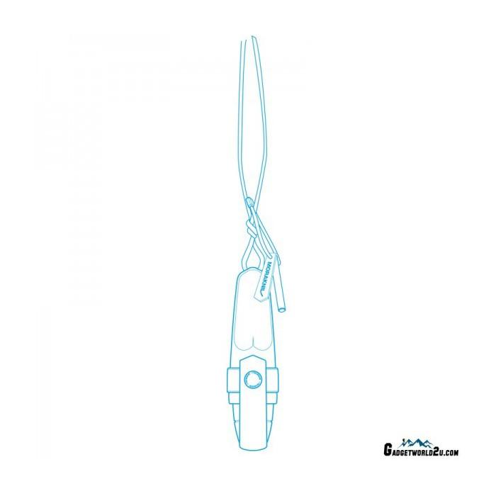 MoraKniv Neck Knife Fire Kit for Eldris Outdoor Bushcraft Knife 12888