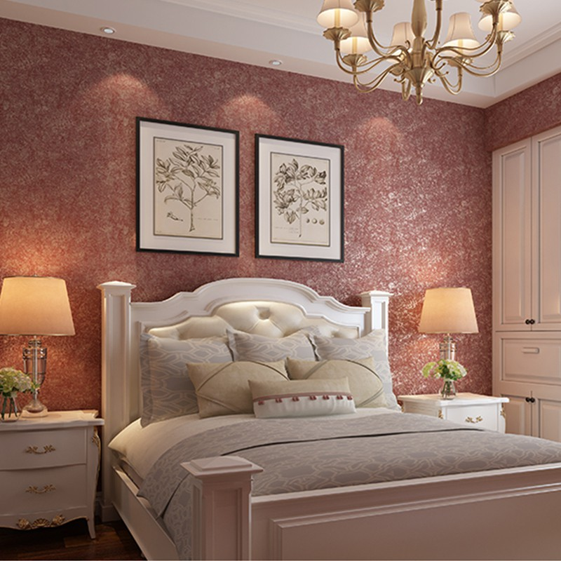 (54 sq.ft) Wall Paper Luxury 3D Bedroom/Living Room ...