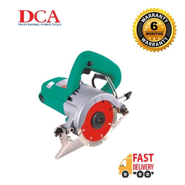 DCA AZE05-110 4'' (110mm) Marble Cutter Circular Saw 1600w