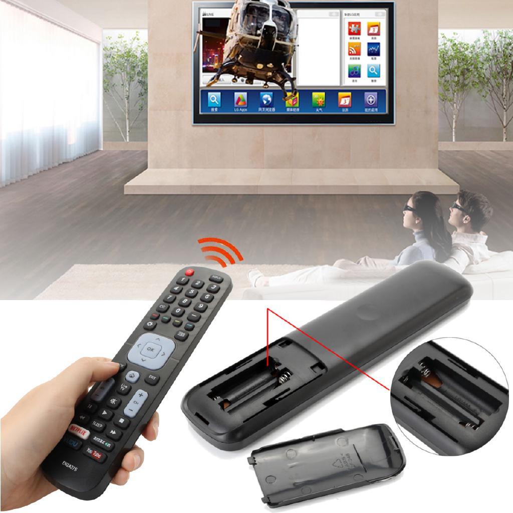 Smart TV Remote Control For Sharp EN2A27S LC-65N9000U LC-75N620U
