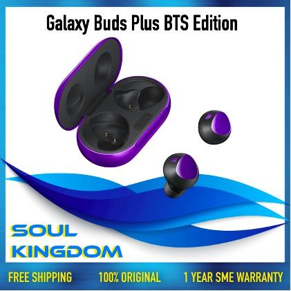Samsung Galaxy Buds Plus BTS Edition - Original 1 Year Samsung Malaysia Warranty   Shopee Malaysia