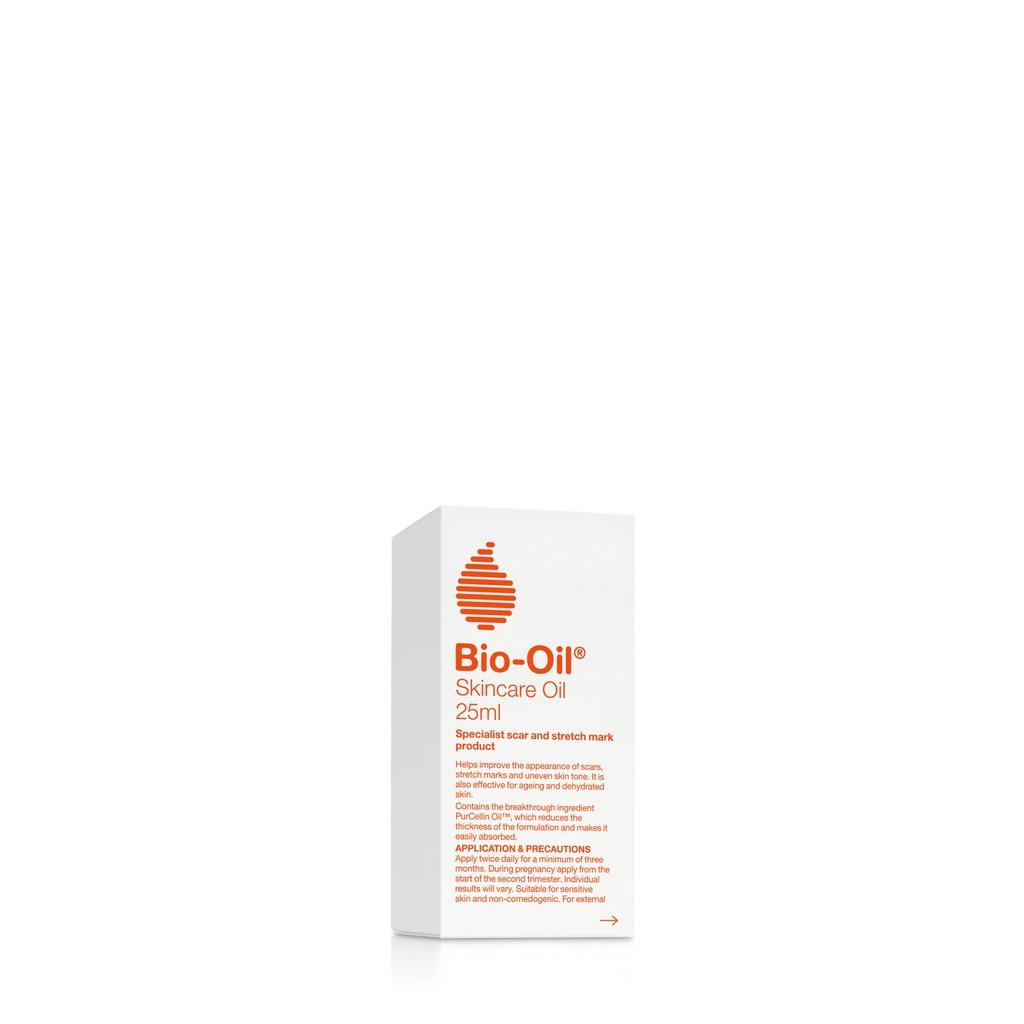 Bio-Oil® Skincare Oil 25ml (100% AUTHENTIC)
