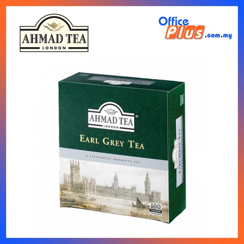 Ahmad Tea Earl Grey Tea - 100 teabags
