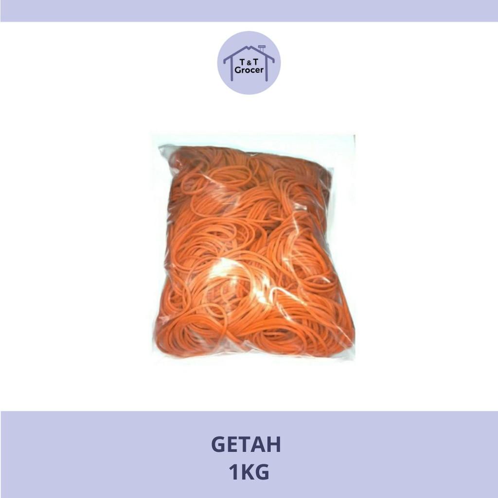 Getah 1kg (Rubberband)