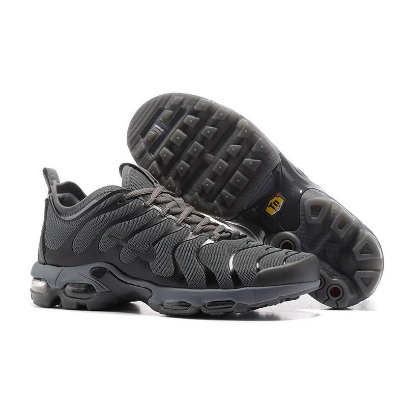 df06293bcd Mens Nike Air Max Plus TN Ultra Shoes Dark Grey/Black 898015-105 | Shopee  Malaysia