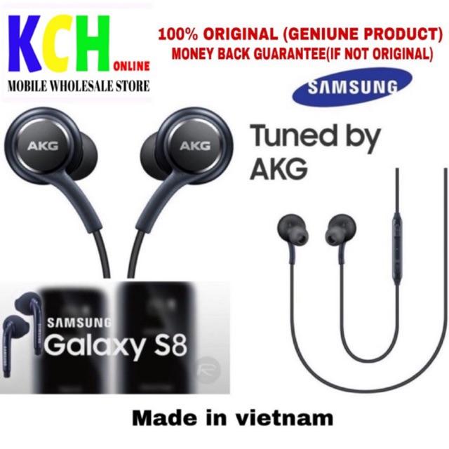 Original Samsung S8 AKG Earphones Tuned by AKG EO-IG955BREGUS | Shopee Malaysia
