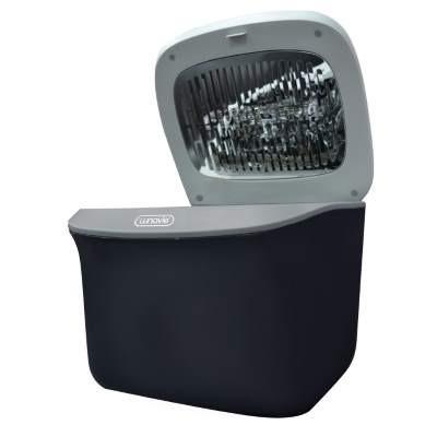Lunavie: Portable UV Sterilizer & Dryer - Black
