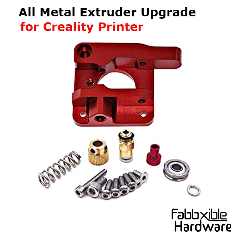 All Metal Extruder Upgrade for Creality 3D Printer