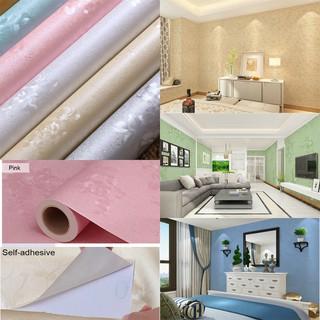 5mx61cm 3d Waterproof Self Adhesive Wallpaper Pvc Home Decor Living