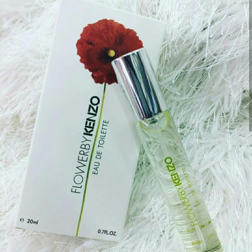 FLOWER BY KENZO .(Europe Authentic Perfume 20ML)