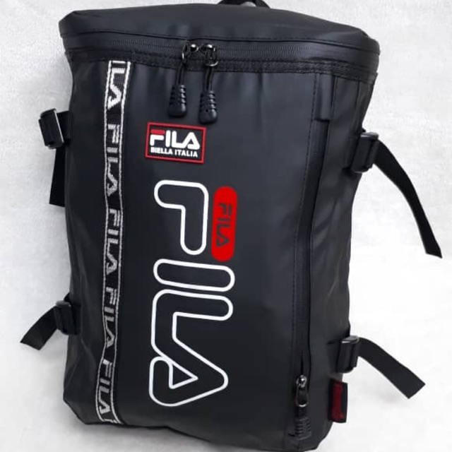 f2af638a6505 Ready Stock! Authentic FILA332 Waterproof Bag Pack Traveling Bag pack  Hiking Bag