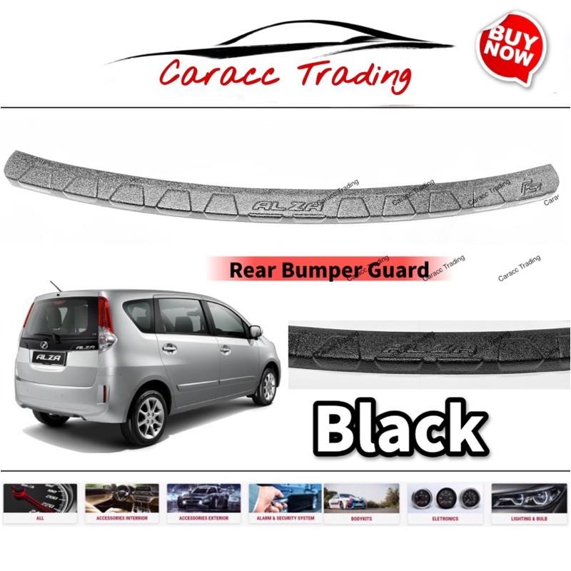 Rear Bumper Guard Alza 💥Black💥