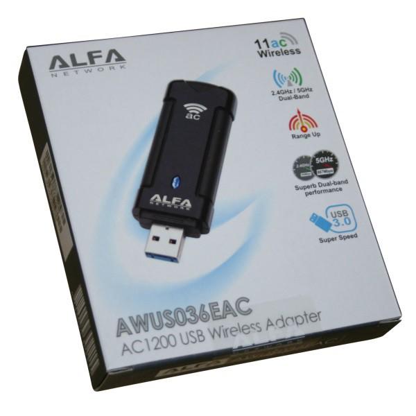 Alfa Awus036ach Driver Ubuntu