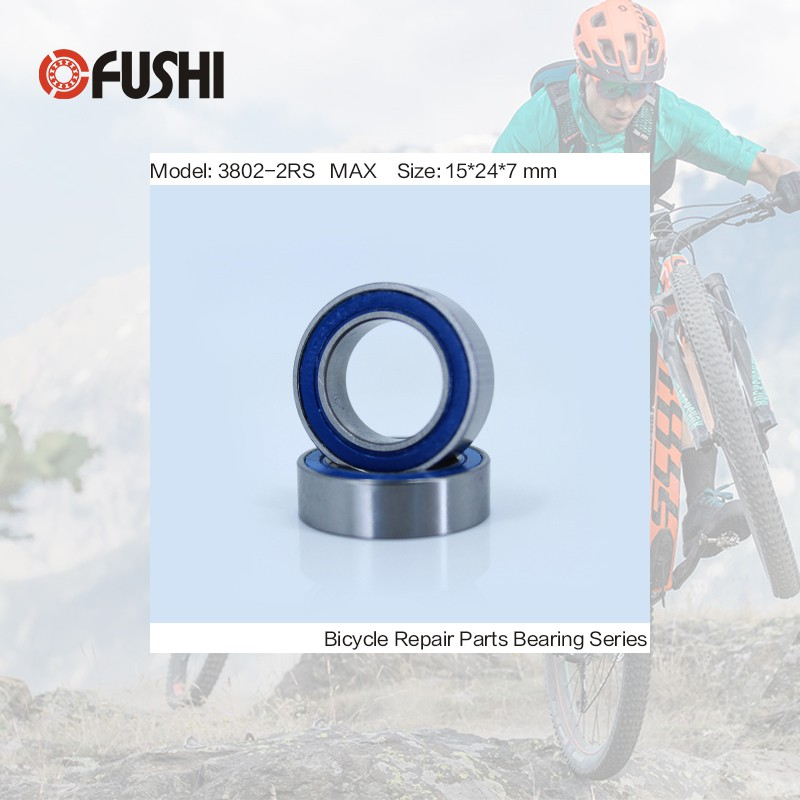 HK2020 Double Way Needle Roller Bearing 20x26x20 mm Dirt Bike DB17 2 Pcs Set