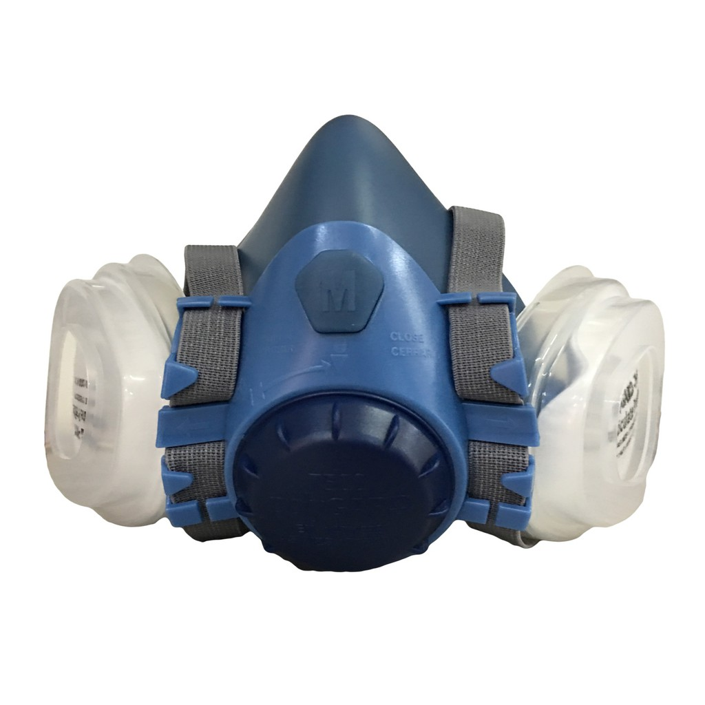 Mask- Protection Polygard Reusable 7500 Breathing Professional