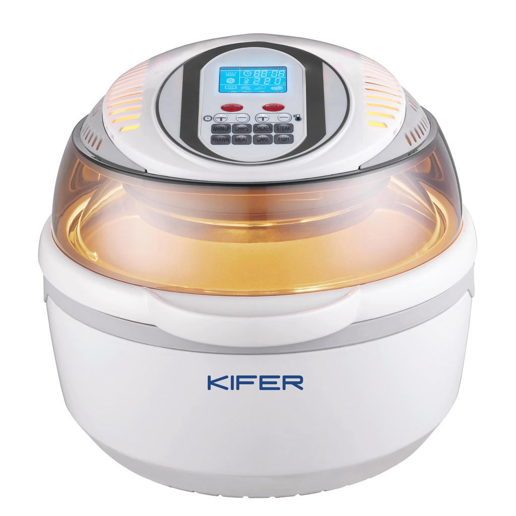 Kifer Air Fryer EXTRA LARGE 10L (KAF01) (Ready Stock)