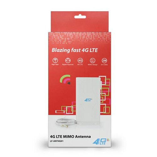 4G LTE 88dBi TS9 Dual Connector 700~2600mhz MIMO Antenna