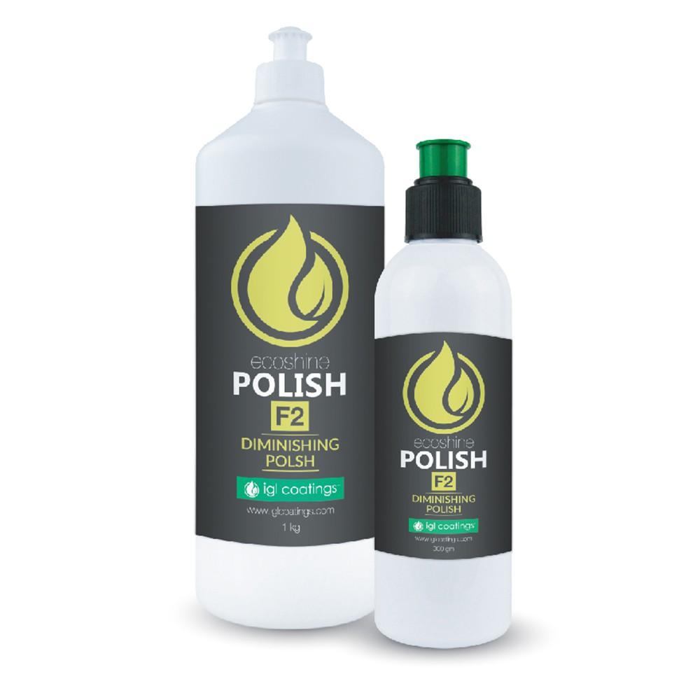 IGL Coatings Ecoshine Polish F2 Medium Work Polishing Cutting Compound