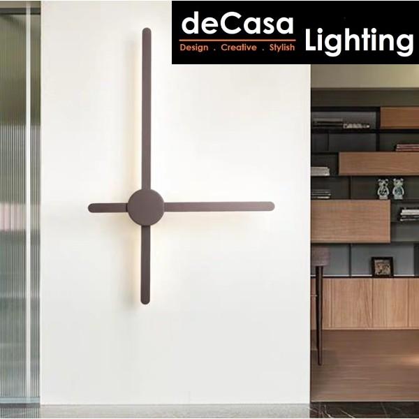New Arrival Decorative Modern LED Creative Design Wall Light Concept LED Wall Lamp Warm White Lampu Hiasan HA-YQ8884-WW