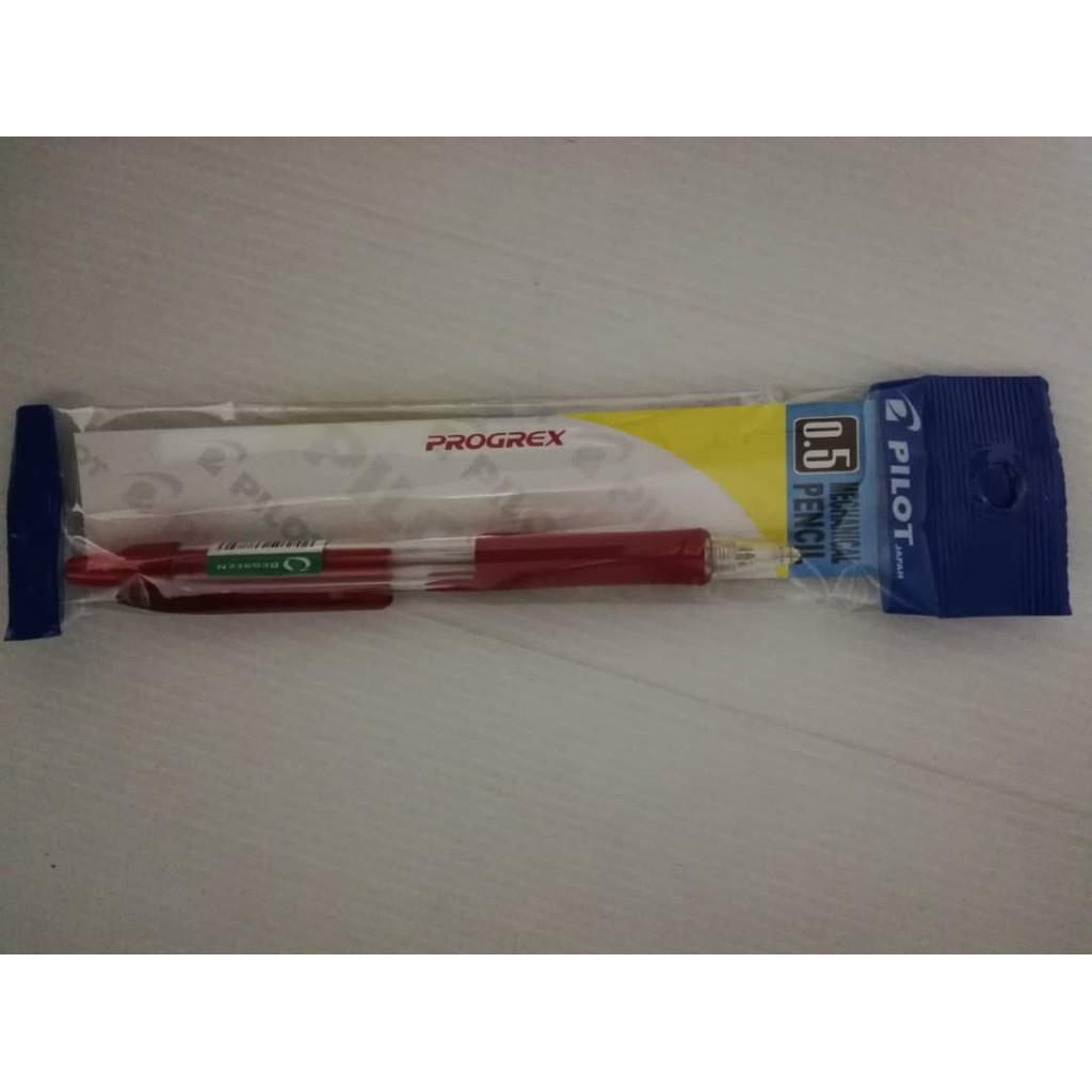 Pilot Progrex Mechanical Pencil 0.5mm 12pcs
