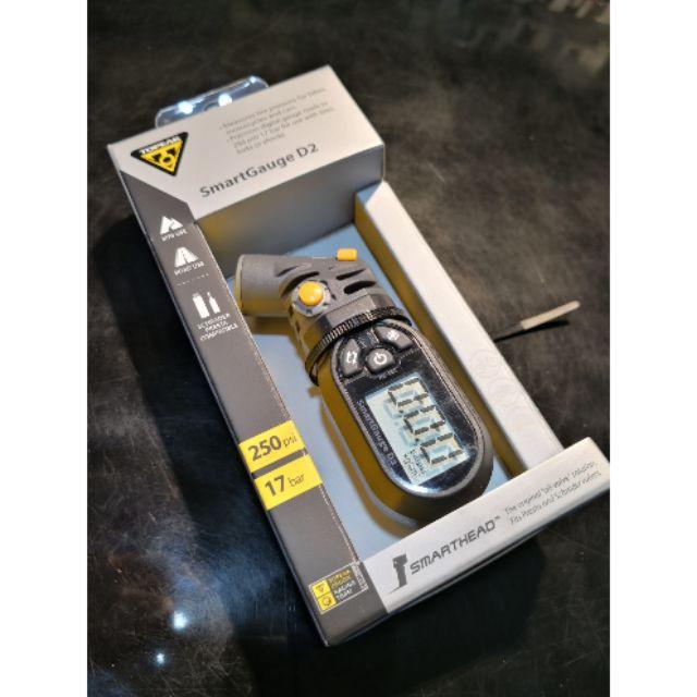 Topeak Smartgauge D2
