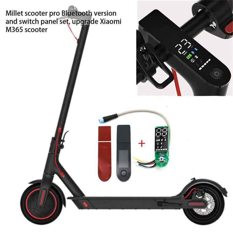 Electric Scooter Professional Bluetooth Board Switch Panel Instrument Panel  Adapter Bluetooth Circui