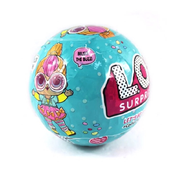 Original LOL Surprise Ball Random Series 4