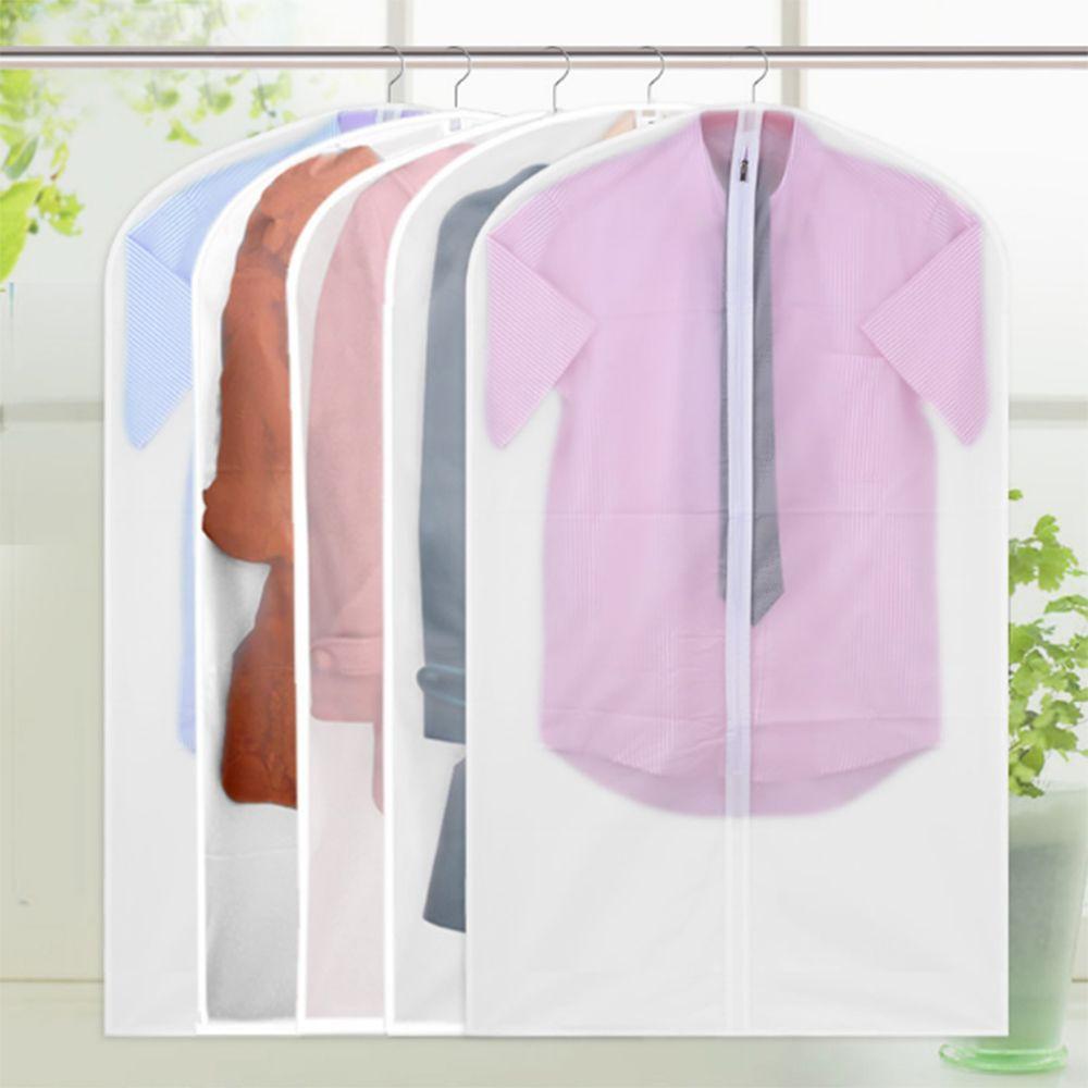 1bb685d36a Our Home Coat Clothes Garment Suit Cover Bags Dustproof Hanger Storage  Protector