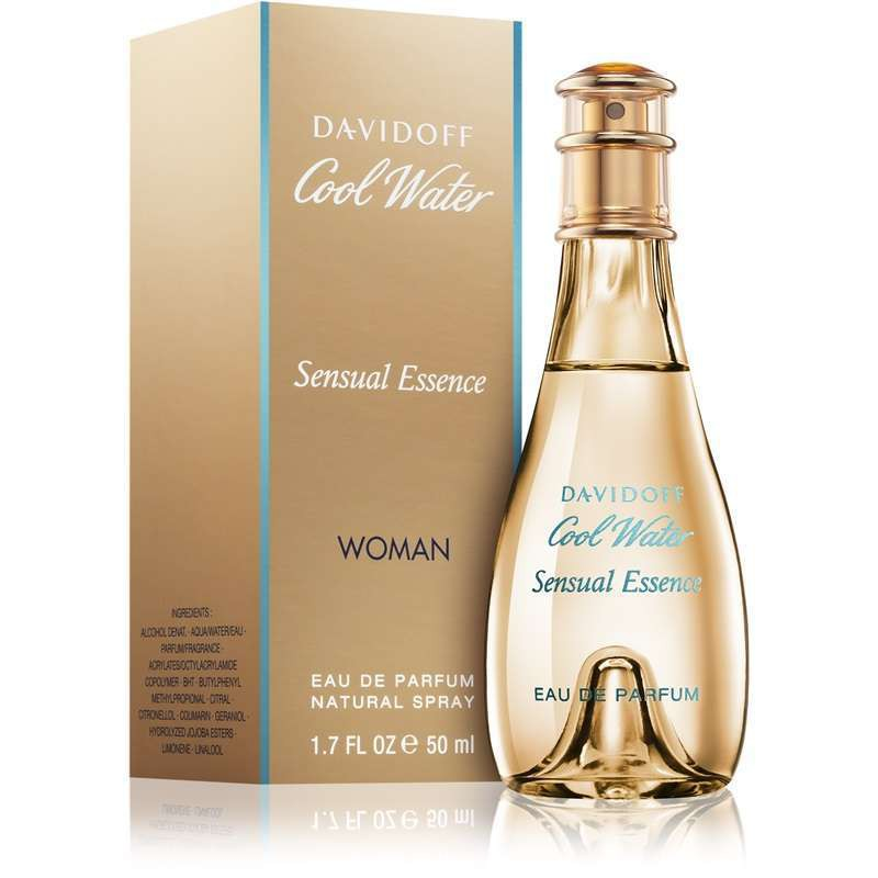 Davidoff Cool Water Sensual Essence For Women Eau De Parfum 100ml