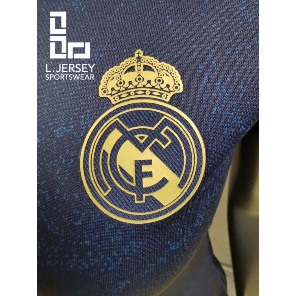 Real Madrid Women Away Season 19/20 CLIMALITE Fans Jersey
