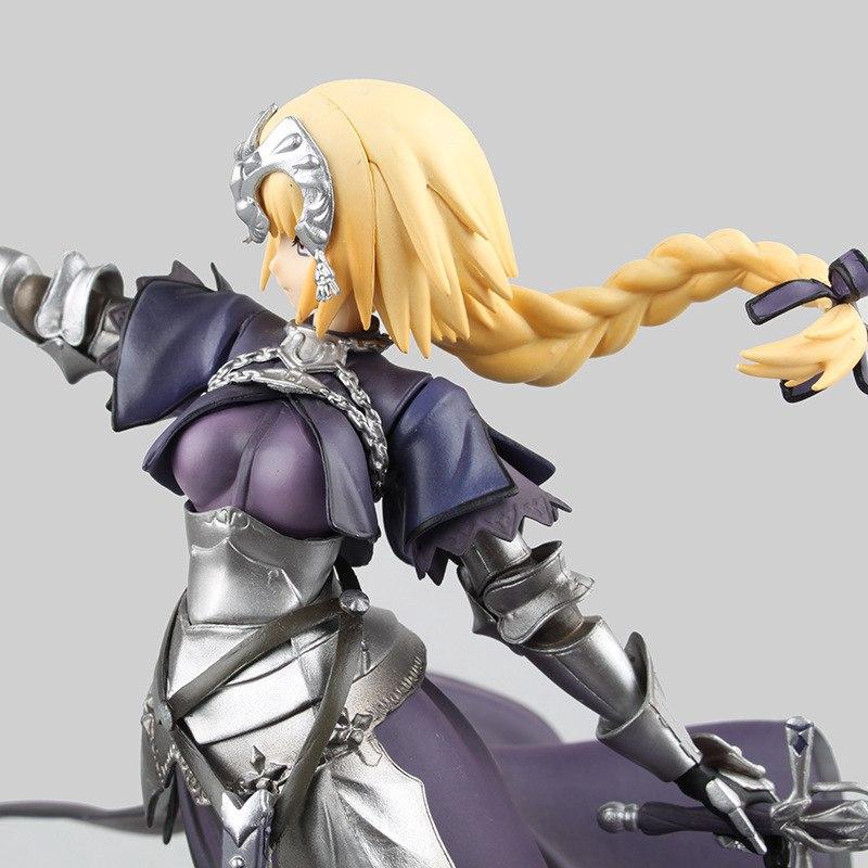 Anime Fate Grand Order Lancer Altria Pendragon Jouets Figurines Statues 50cm