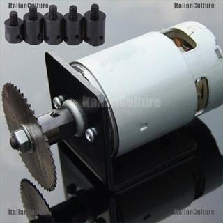 3.17//4//5//6//8mm Axle Motor Shaft Coupler Sleeve Saw Blade Coupling Chuck Adapter