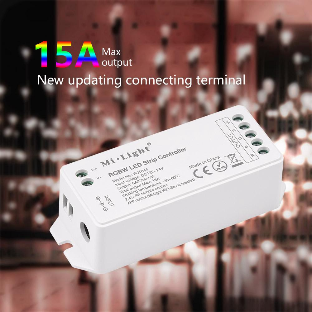 4GHz Remote/ LED Milight 2 Controller RGBW Strip Wireless Control /Group