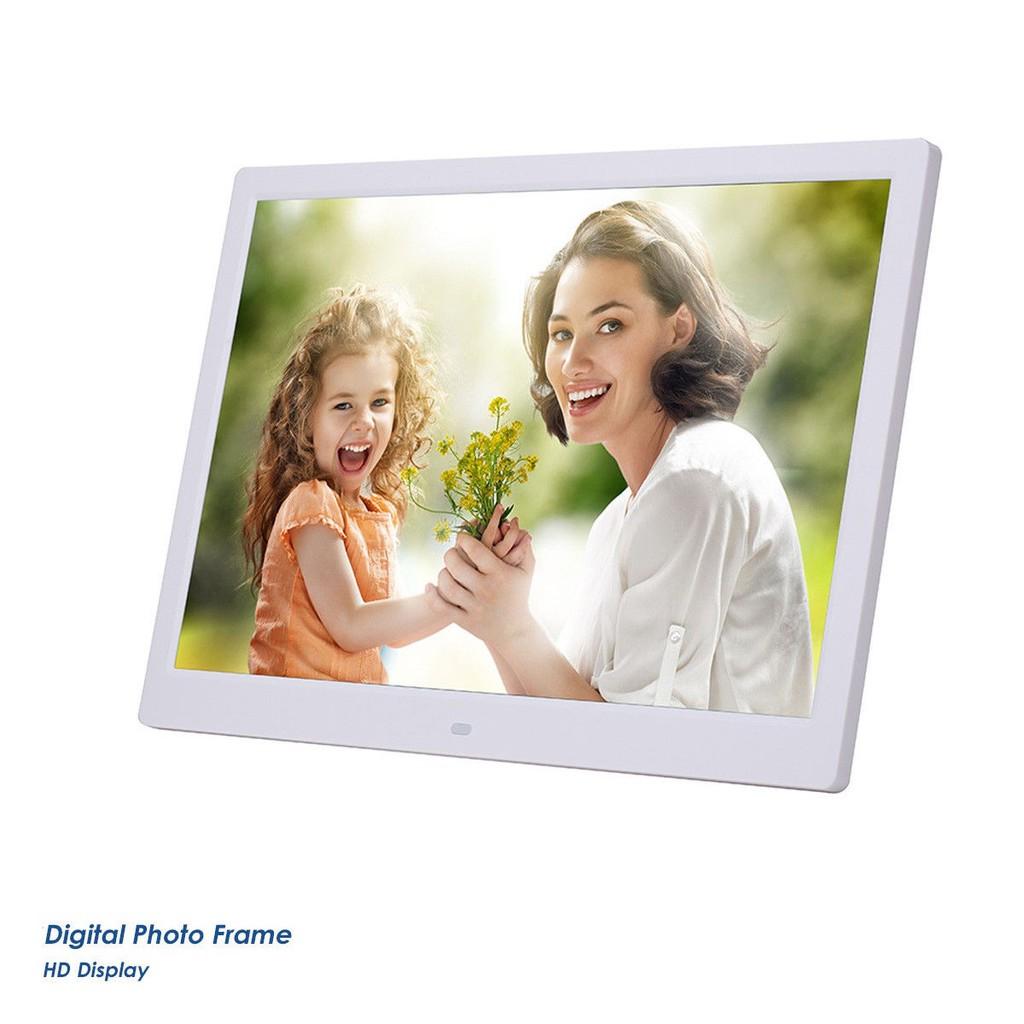 15.4/13/10/8/7 Inch Digital Photo Display Screen Frame Album Wall ...