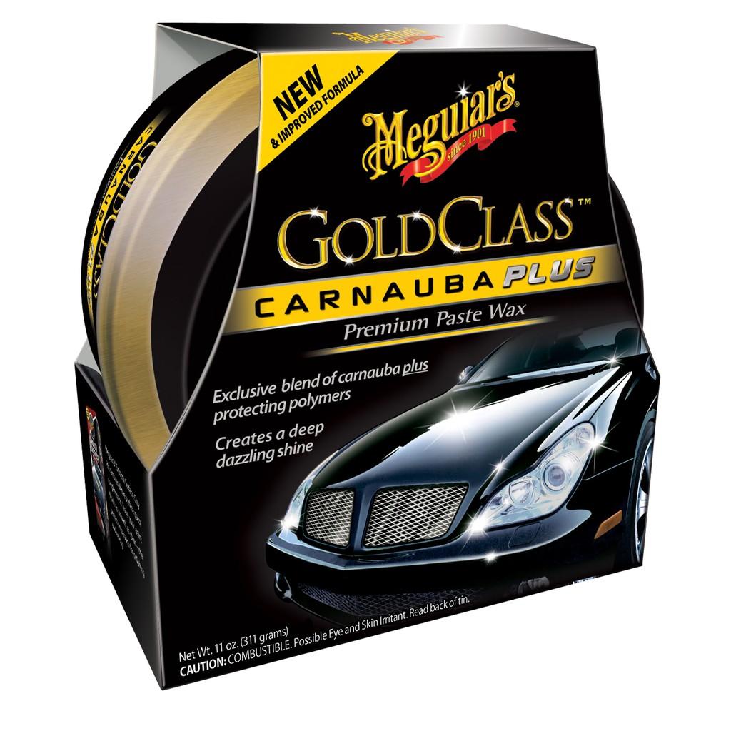 Meguiar\'s® Gold Class™ Carnauba Plus Premium Paste Wax, G7014J, 11 oz., Paste