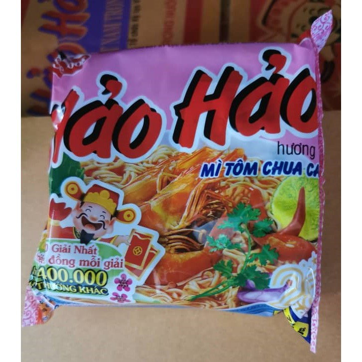 Vietnam Hao Hao Tomyam Instant Noodle