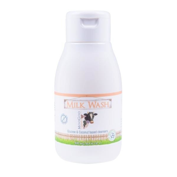 Moogoo Milky Wash 500ml