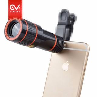 69cbcda962c05f 12x Mobile Phone Telephoto Head HD External Camera Lens 12X Zoom Focus Phone  | Shopee Malaysia