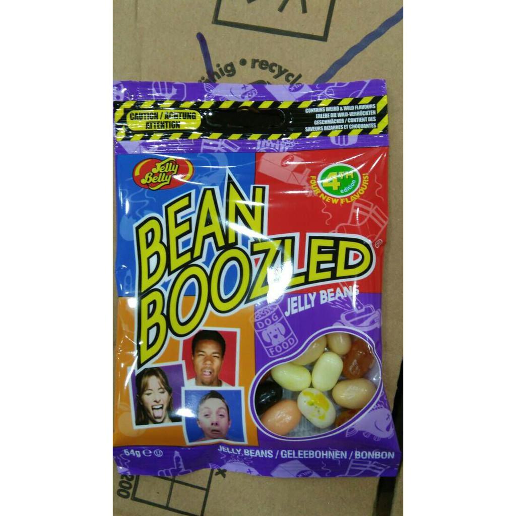 Ready Stock Jelly Bean Boozled Haloween Shopee Malaysia Refill Harry Potter Spinner Dispenser