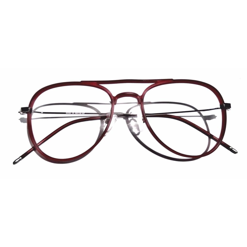1.56 HMC + 8803 RED MATTE (prescription lens + can charge to nicely design of frame)
