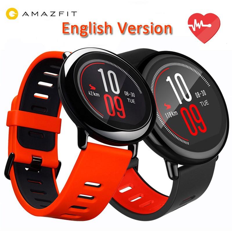 ENGLISH VERSION Xiaomi Huami AMAZFIT Sports Smart Watch ...